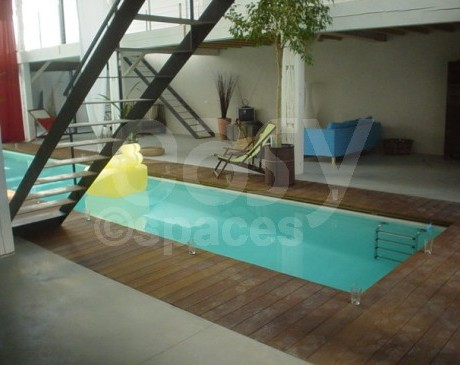louer un appartement avec piscine à marseille pour lancement de produit