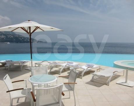louer une piscine et vue mer a  nice ou marseille