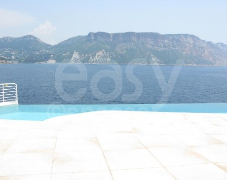 villa contemporaine pour production photographique marseille cassis