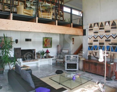 maison moderne style loft