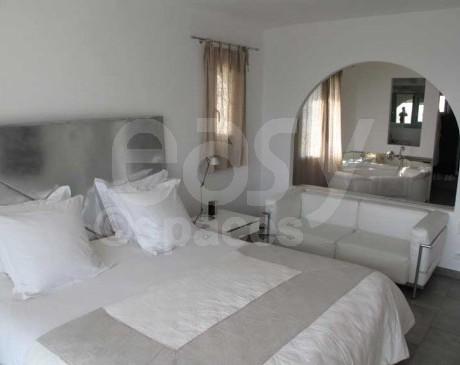 Chambre de la maison avec piscine Saint-Tropez Var