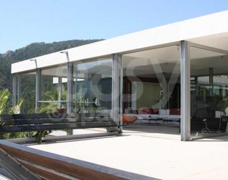 maisons d ' architecte contemporaines pour production photographique Cannes paca