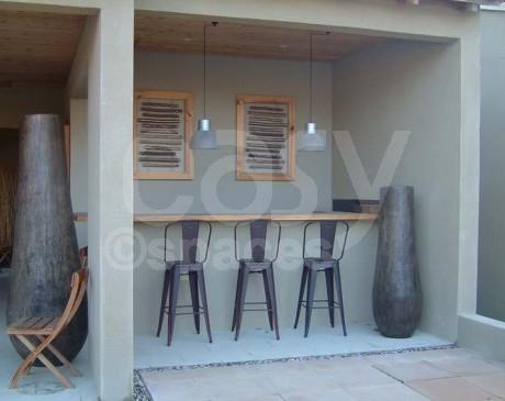 location de villa moderne en bois dans le lubéron pour tournages et photos