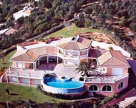 louer une villa Riviera pour un shooting photo