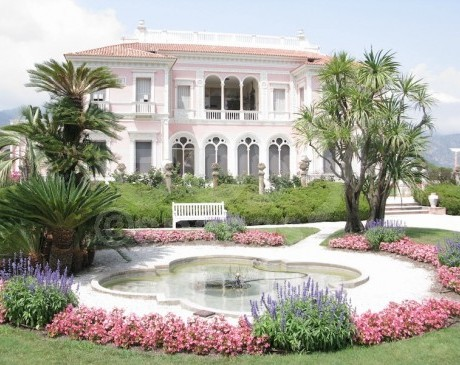Location événementielle domaine belle époque Nice