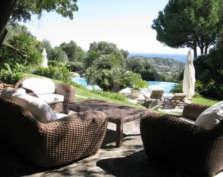 Location Villa Avec Piscine Vue Mer Pour Tournages Photos
