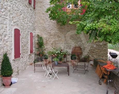 louer un lieu une villa  pour tournage marseille cassis 13