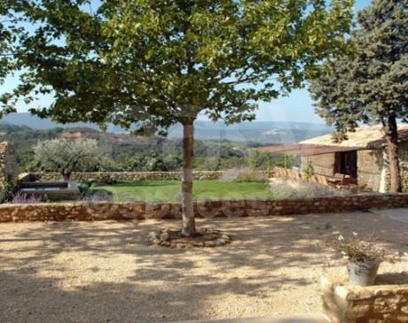 location de lieu avec jardin et piscine pour photos Luberon