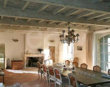 location de decor pour tournage de film Luberon