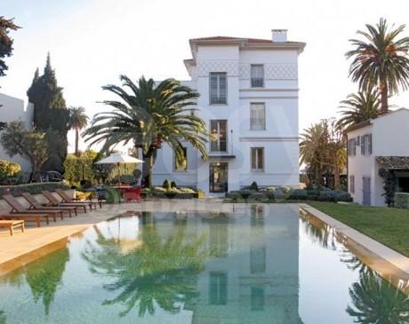 location de maison de prestige dans le Sud de la France pour cinéma Nice