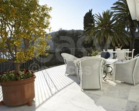location de maison de luxe pour publicité et lieux de tournages Nice