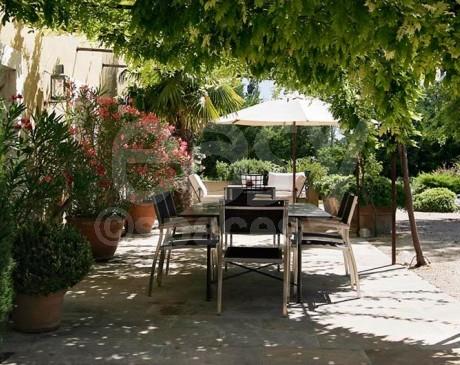 location de mas avec piscine dans le Luberon