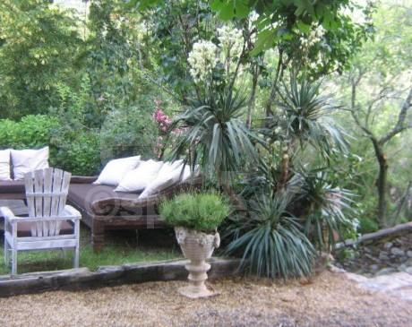 location de villa avec terrain pour films Saint Tropez