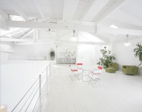 location de loft contemporain pour production photographique marseille france