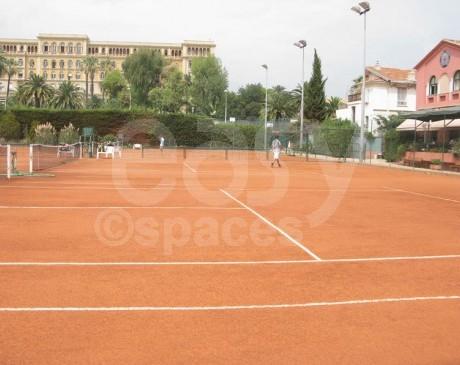 louer des terrains de tennis pour les tournages de films nice