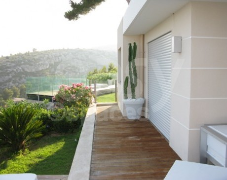 location de maison moderne pour photos Marseille