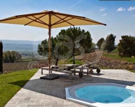 Location de villa avec piscine pour lancement de produit proche d'Avignon Luberon sud de la France