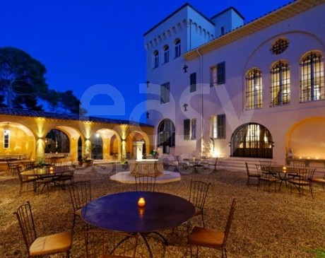 Villa to rent for filming or shooting in the French Riviera