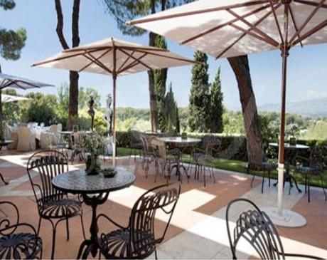 Location de lieu pour catalogue meubles de jardin côte d'azur Cannes paca