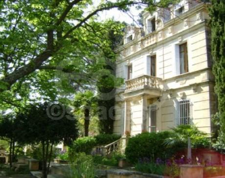Hôtel particulier à la location pour un défilé de mode dans les bouches du Rhône