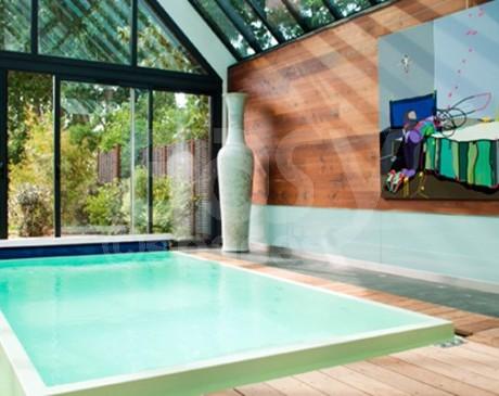 Location de villa avec piscine pour reception Nantes