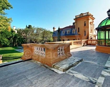 Location belle demeure avec grands jardins  Cannes 06
