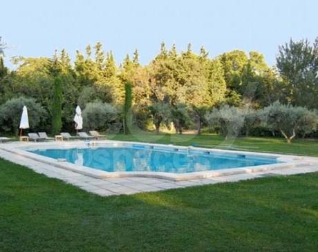 location de villa avec piscine pour tournage de film Sud de la france