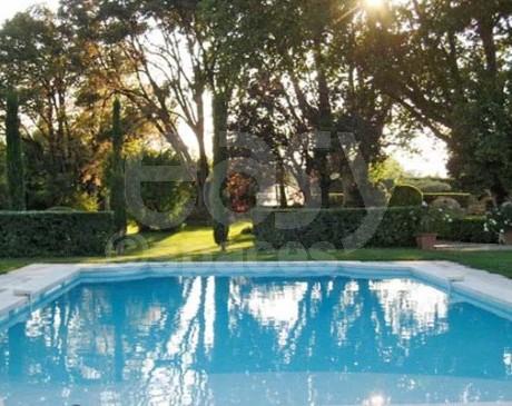 location de maison de luxe avec piscine provence