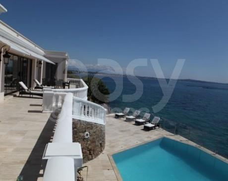 Location villa vue mer pour lancements de produits Sud de la France