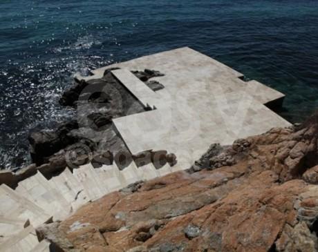 location de villas pieds dans pour evenement cannes provence alpes cote d'azur