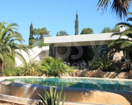 Villa à louer pour tournages films cote d'azur Var 83 Saint -Tropez