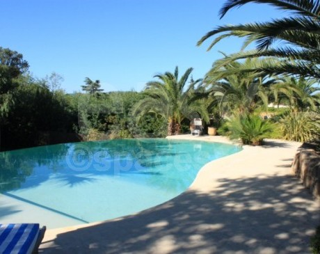 Location de villa contemporaine pour shooting photo VAr 83 Saint -Tropez