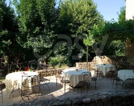 Belle maison à louer pour evenement d'entreprise sud de la France Gard 30