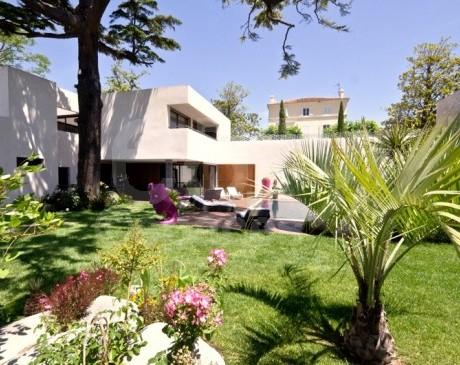location de villa d'architecte avec piscine pour shooting photos Marseille Nice Cannes Saint-Tropez