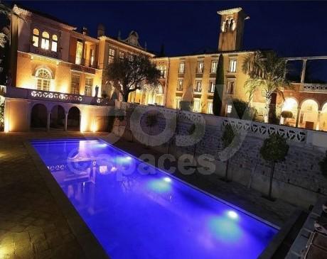 location d'un chateau de charme pour événements professionnels en PACA