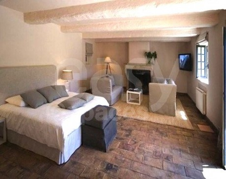 villa contemporaine  pour production photographique dans le sud de la France
