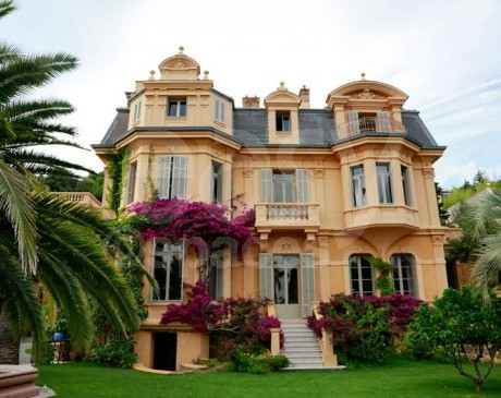 maison de maitre pour production photo et tournages a cannes