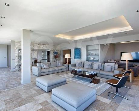 location villa contemporaine pour production photo a cannes en paca