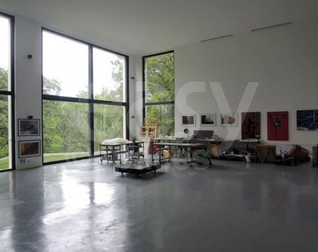 louer une maison contemporaine pour un evenement nice paca