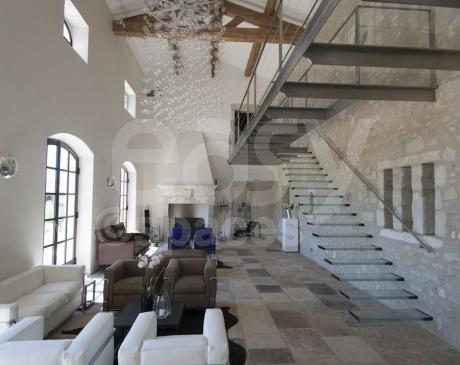Location loft  pour cinema tournages photos sud de France alpilles 13