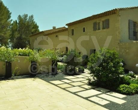 Maison moderne pour production photo Provence Alpes côte d'azur
