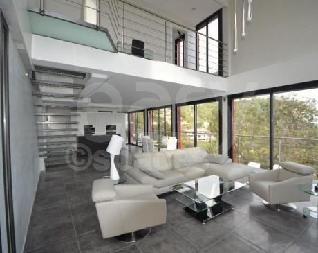 Location de villa moderne pour photos à Monaco