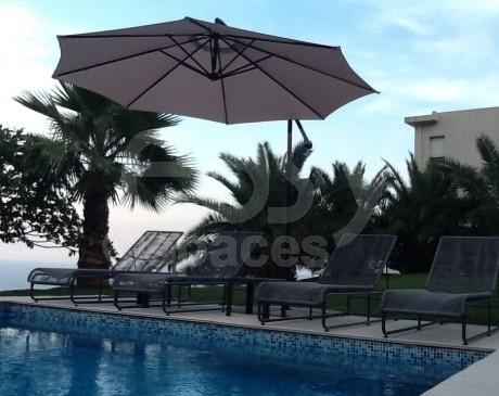 villa moderne avec piscine pour tournages monaco