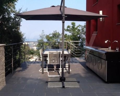 villa vue mer pour prises de vues photos Monaco