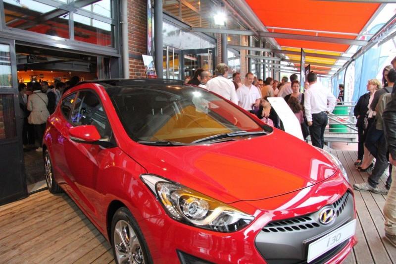 lancement de voiture Rouen