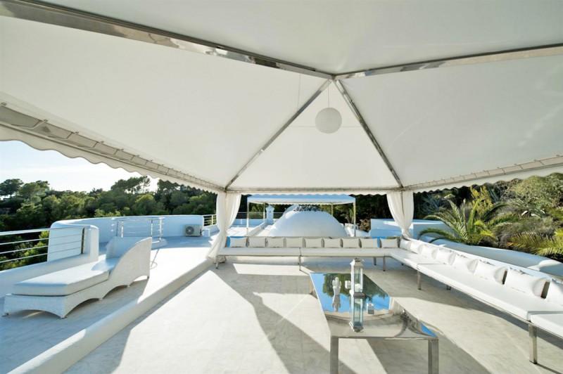 décor pour shooting photo Ibiza