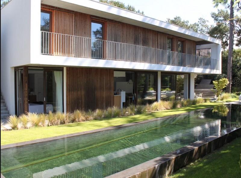 maison contemporaine pour tournage cap ferret