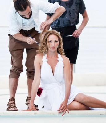 Nous proposons des Coiffeurs et maquilleurs professionnels pour shooting et tournages dans le sud de la France