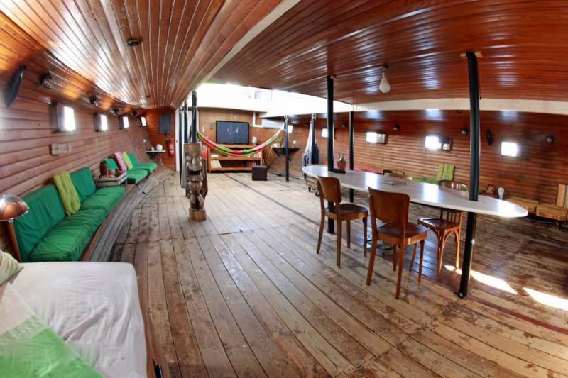 louer un bateau pour prises de vues